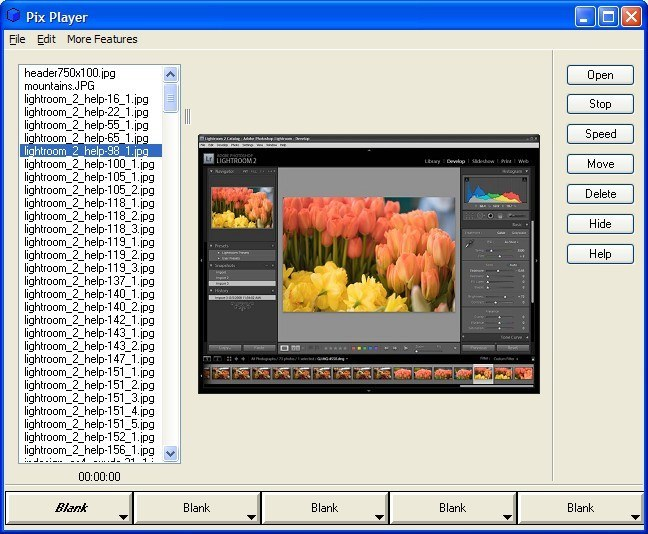 View your images with Pix Player
