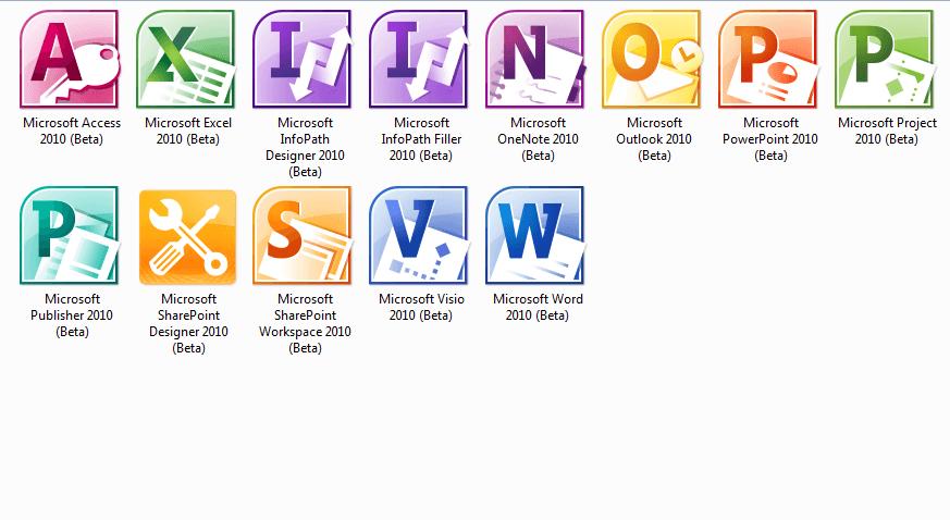 Microsoft Office Access 2000