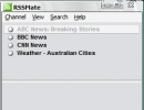 RSS feeds titles