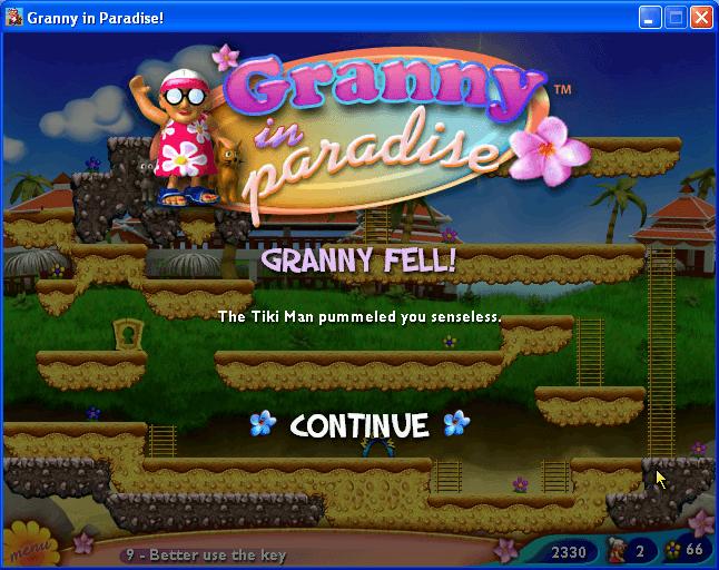 Granny Fell