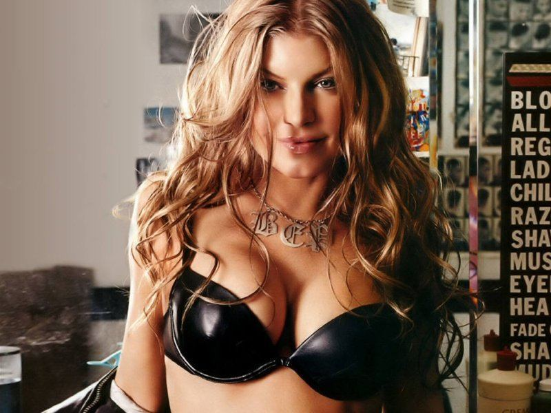 Fergie Sex 55