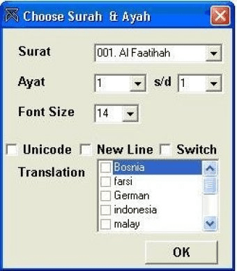 Add In Alquran Microsoft Word 2010