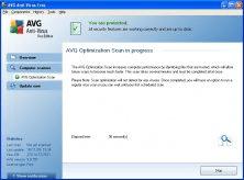 Scan Optimization Process