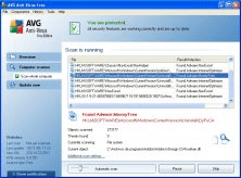 Scanning for Virus and Malware