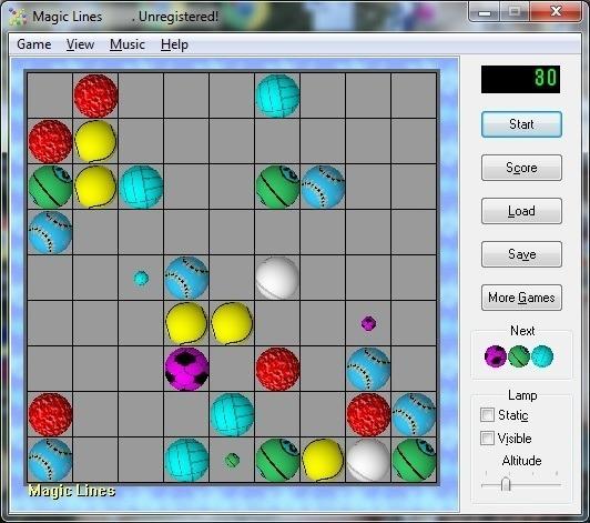 Magic Games Collection Software Informer: Screenshots