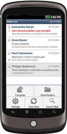 Ibm Lotus Notes Traveler Software Informer Power Your