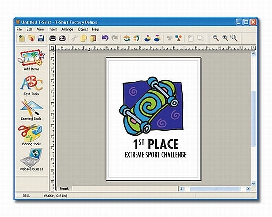 download t shirt design software free
