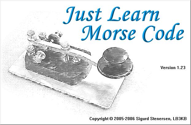 「Just Learn Morse Code」でモールス信号を鳴らしてみた - …
