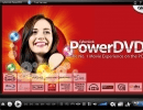 PowerDVD main window