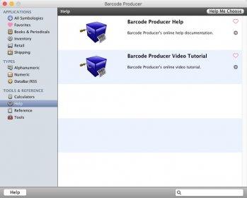 keygen barcode producer 6 mac