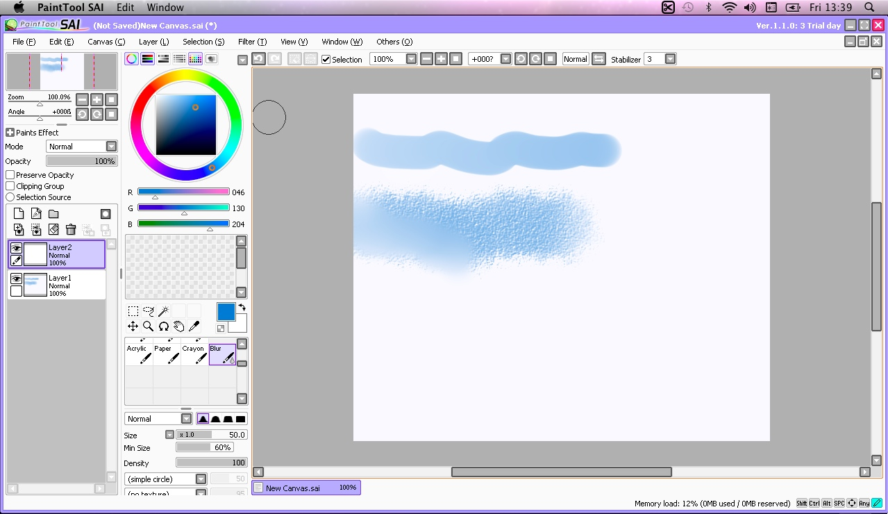 Paint Tool Sai For Mac Free Download