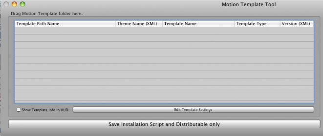 motion 4 templates free download - motion template tool for mac a one stop application to