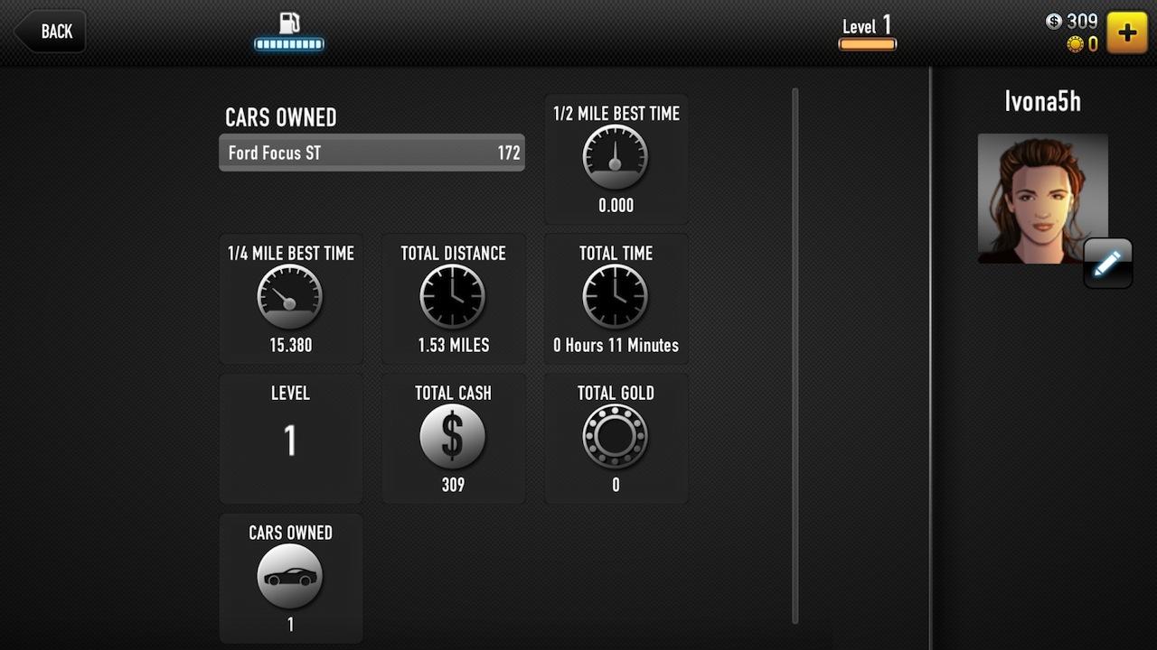 Checking Player Profile