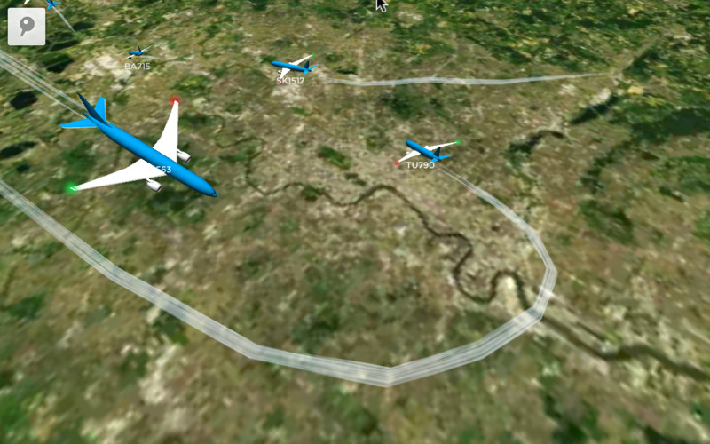 plane finder 3d mac informer screenshots