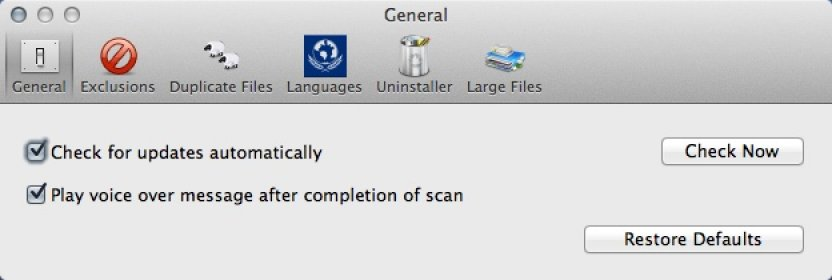 how to clean mac system