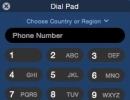 Dial Pad Window