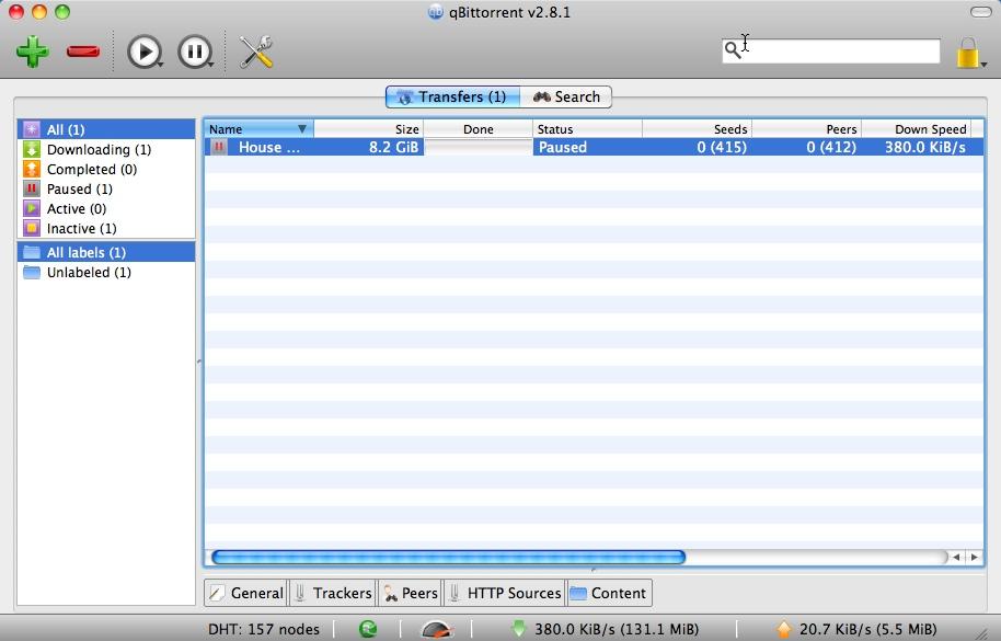 Qbittorrent Mac Informer Screenshots
