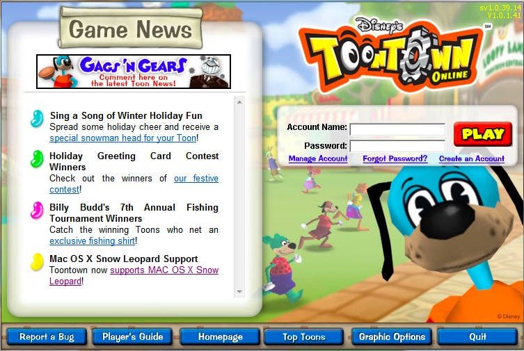 So far, this has been my ttr experience. | toontown rewritten forums.