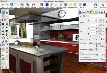 Home Design Software Hgtv Software Main Window