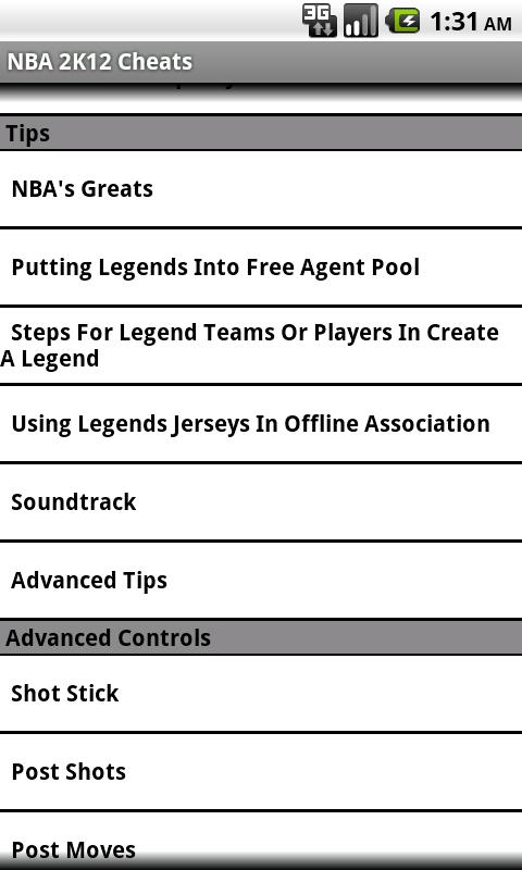 Nba 2k12 Online Cheats