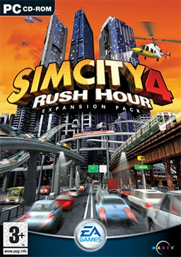 SimCity 4 Rush Hour Expansion