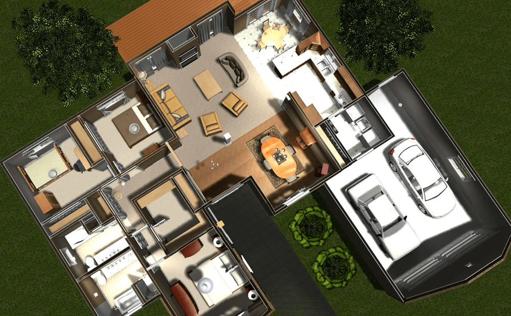 sketch your dream house with the top 5 free architectural tools - 3d Dream Home Designer