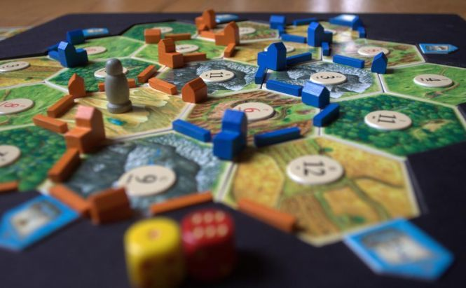 'They Catan', Try a Fund of This Game of Table for Android