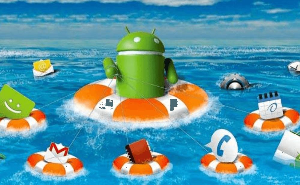 Backup dan restore data android