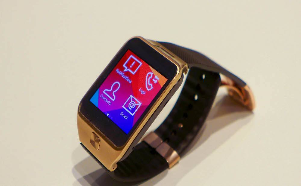 Mini Smartwatch Spotted: It Is Samsung's Gear 2 Solo?