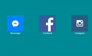 Facebook, Instagram and Messenger get Windows 10 apps