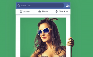 Facebook users can now create custom frames for their pics