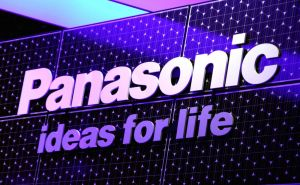 Panasonic promotes a lithium-ion battery design that bends