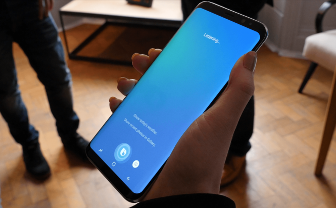 Bixby will do routine tasks for you - just ask.