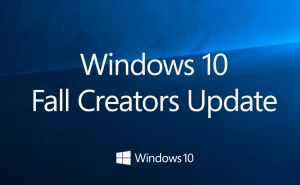 Microsoft announces the Fall Creators Update