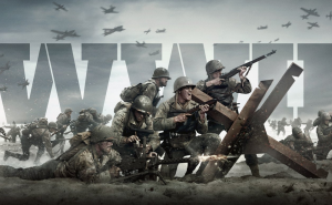 Check out the multiplayer trailer for Call of Duty: WWII