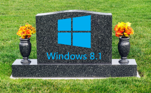 Goodbye Windows 8.1