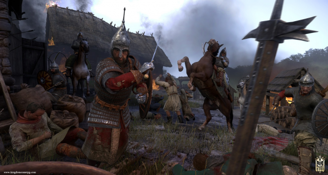 Kingdom Come: Deliverance battle