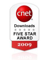 Download.cnet.com: User Rating 5