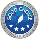 Mac Informer Editor Rating 4