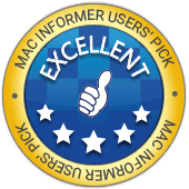 Mac Informer User choice award