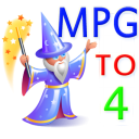 MediaSanta MPG to 3GP AVI MP4 DVD Converter
