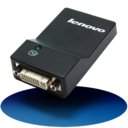 Lenovo USB3.0 to DVI VGA Monitor Adapter