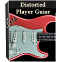 ButtonBeats Distorted Player Guitar