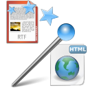Convert Multiple RTF Files To HTML Files Software
