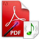 PDF To MP3 Converter Software