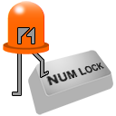 Num Lock Indicator