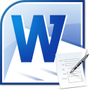 MS Word Employment Application Template Software