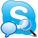 Skype Search Chat Conversation Messages Software