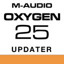 M-Audio Oxygen 25 Firmware Updater