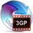 Leawo DVD to 3GP Converter